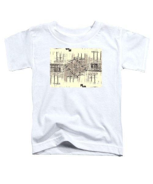 Water  Graph Toddler T-Shirt