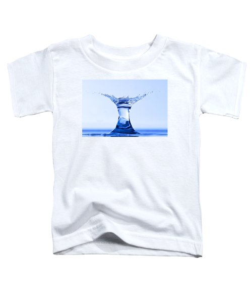 Water Splash Toddler T-Shirt