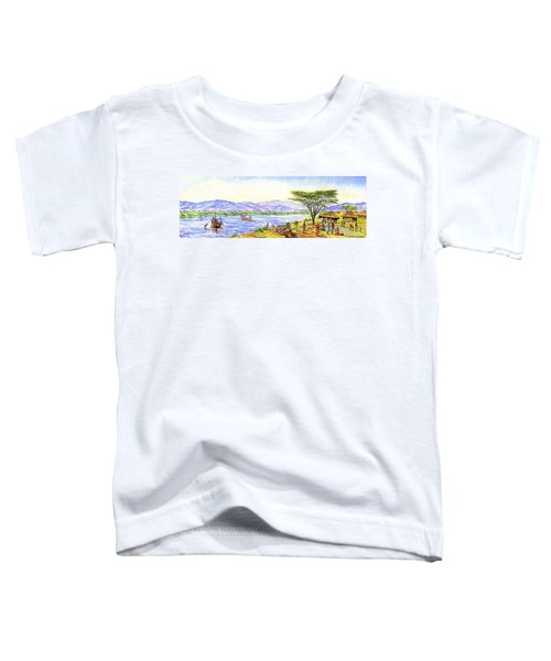 Water Village Toddler T-Shirt