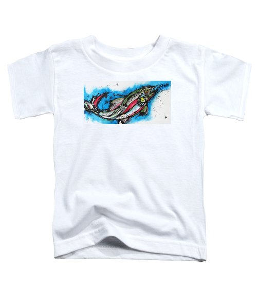 Water Way Toddler T-Shirt