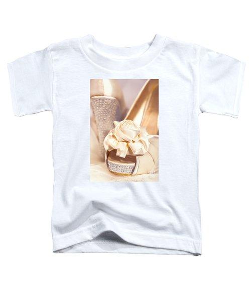 Wedding Shoes Toddler T-Shirt