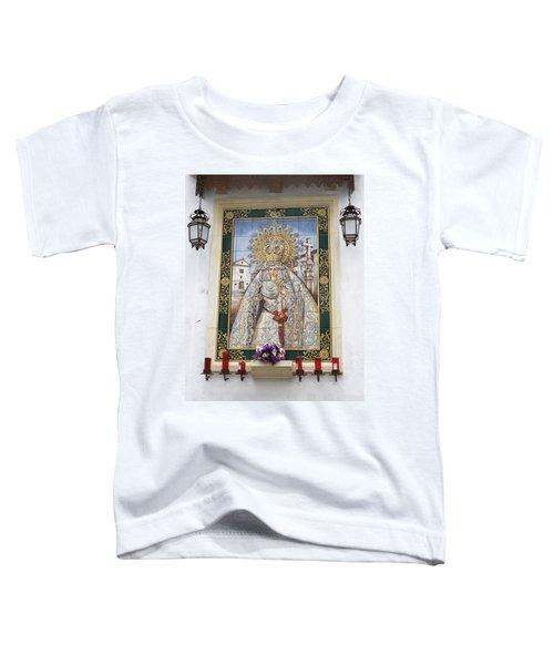 Weeping Virgin Toddler T-Shirt