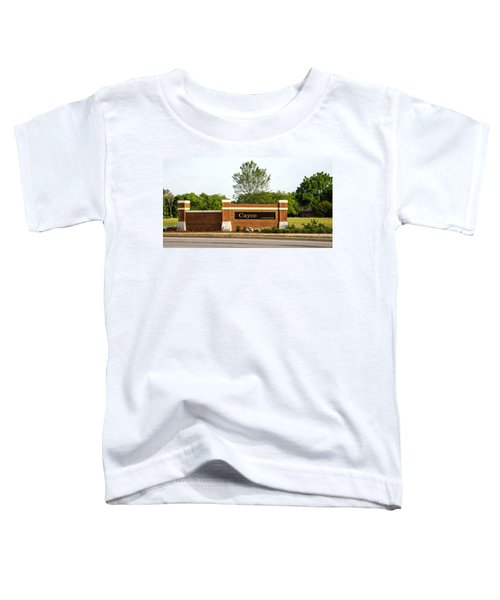 Welcome To Cayce Toddler T-Shirt