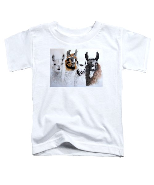 What Is Up Toddler T-Shirt by Joette Snyder