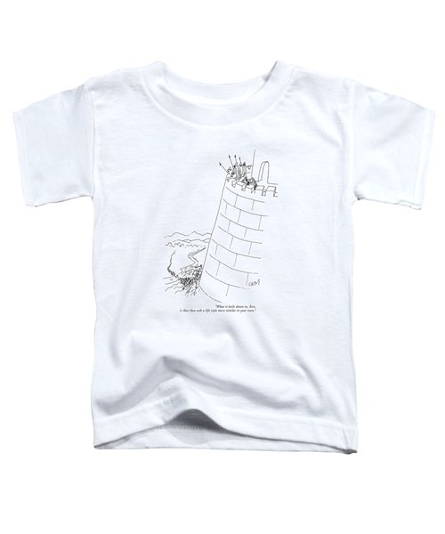 What It Boils Toddler T-Shirt