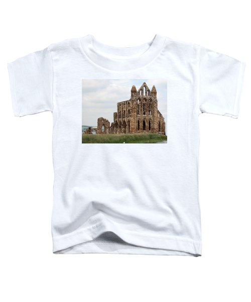 Whitby Abbey Toddler T-Shirt