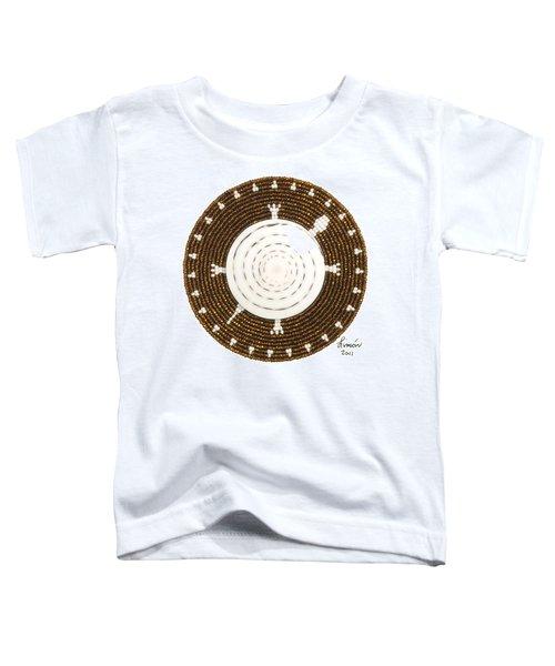 White Shell Toddler T-Shirt