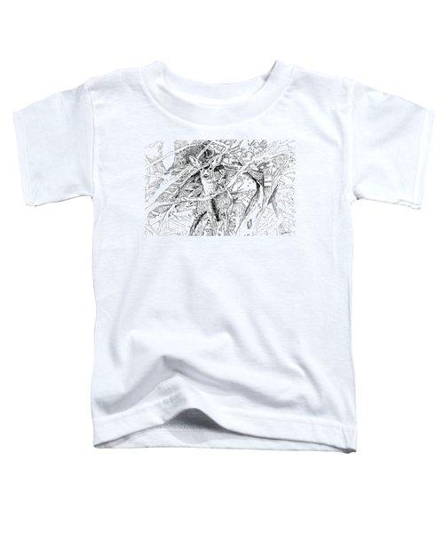 White-tail Encounter Toddler T-Shirt