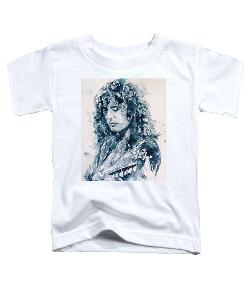 Whole Lotta Love Jimmy Page Toddler T-Shirt