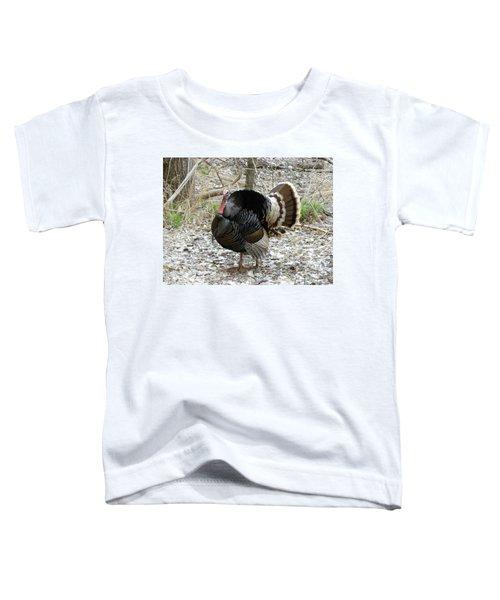Wild Turkey Mnt Zion Ut Toddler T-Shirt