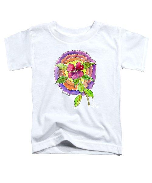 Wild Wildflower Toddler T-Shirt