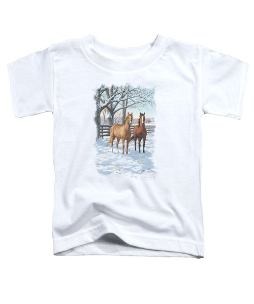 Wildlife - Coffee And Chocolate Toddler T-Shirt