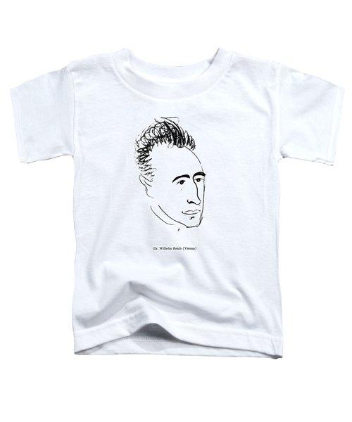 Wilhelm Reich (1897-1957) Toddler T-Shirt