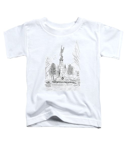Winged Victory Toddler T-Shirt
