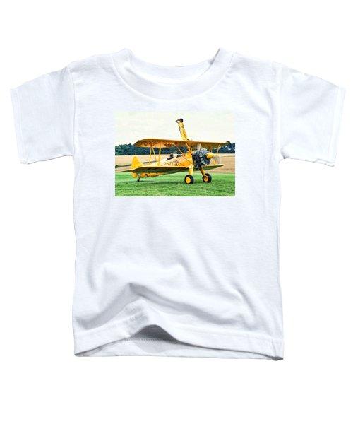 Wingwalking Toddler T-Shirt