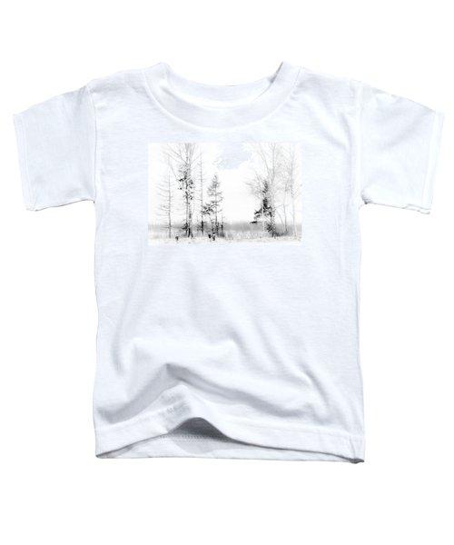 Winter Drawing Toddler T-Shirt