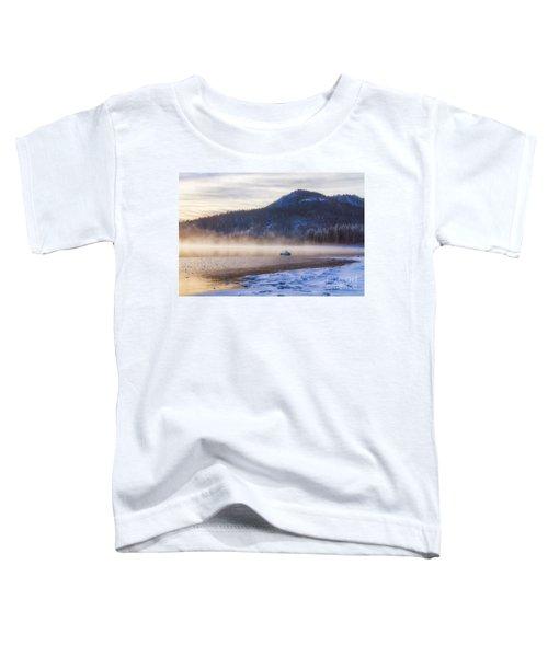 Winter Mist Toddler T-Shirt