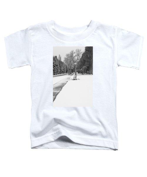 Winter Walk Toddler T-Shirt