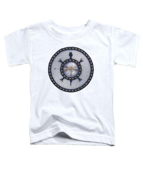 Wishing Pond Turtle Toddler T-Shirt