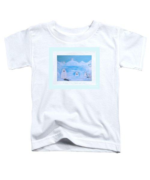 Wishing You Comfort And Joy Toddler T-Shirt