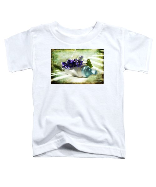 Wonders Happen In The Spring Toddler T-Shirt