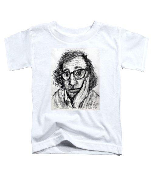 Woody Allen Toddler T-Shirt