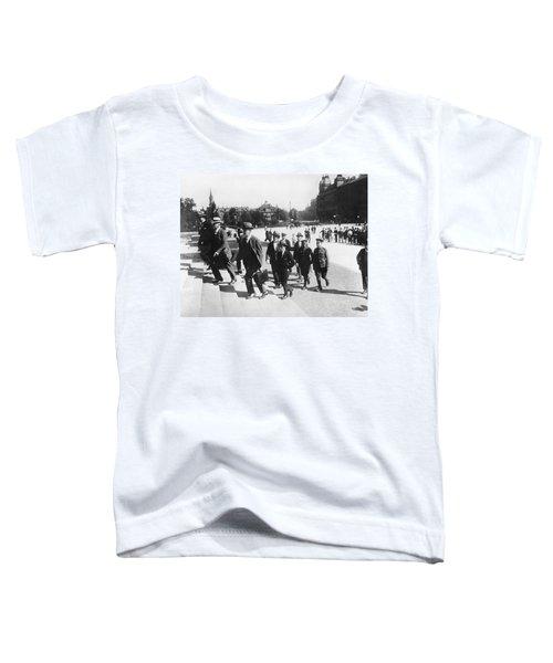 Wwi War Guilt Trial Toddler T-Shirt