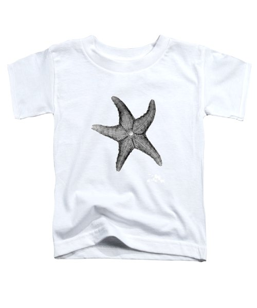 X-ray Of Starfish Toddler T-Shirt