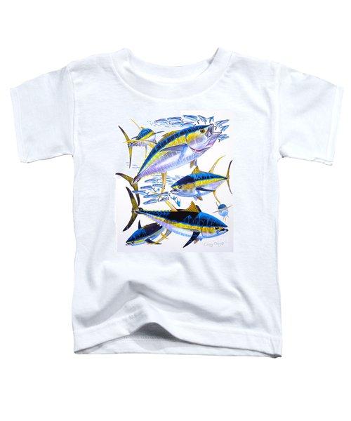 Yellowfin Run Toddler T-Shirt