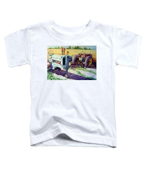 Yesterday's News Toddler T-Shirt