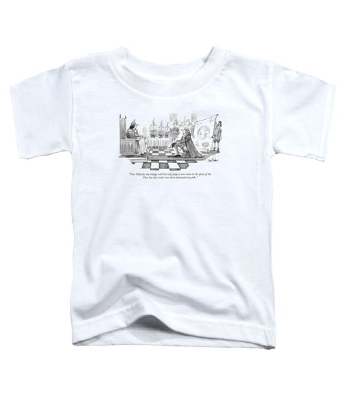 Your Majesty Toddler T-Shirt