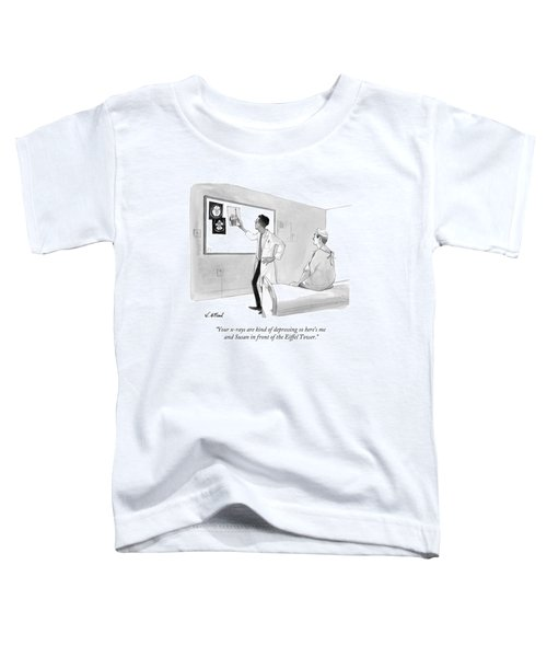 Your X-rays Are Kind Of Depressing So Here's Toddler T-Shirt