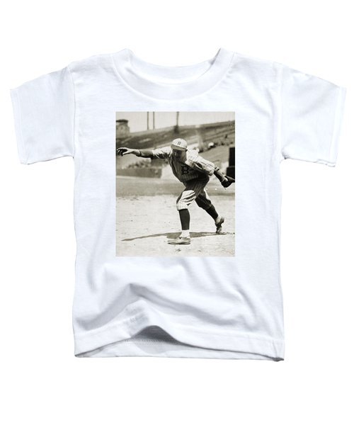 Dazzy Vance (1891-1961) Toddler T-Shirt