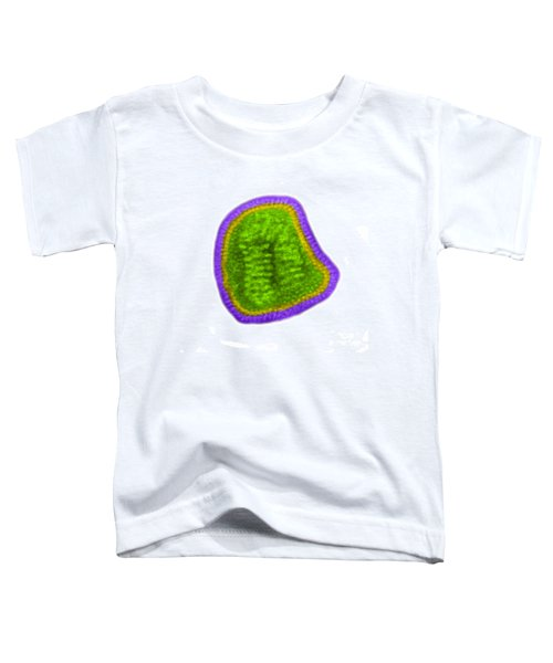 Influenza Virus Tem Toddler T-Shirt