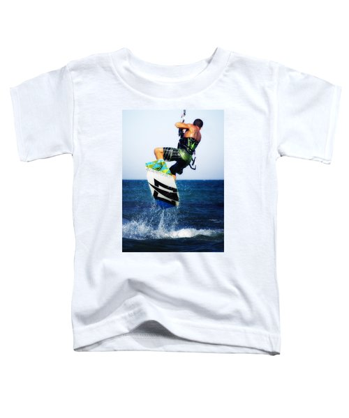 Kitesurfer Toddler T-Shirt