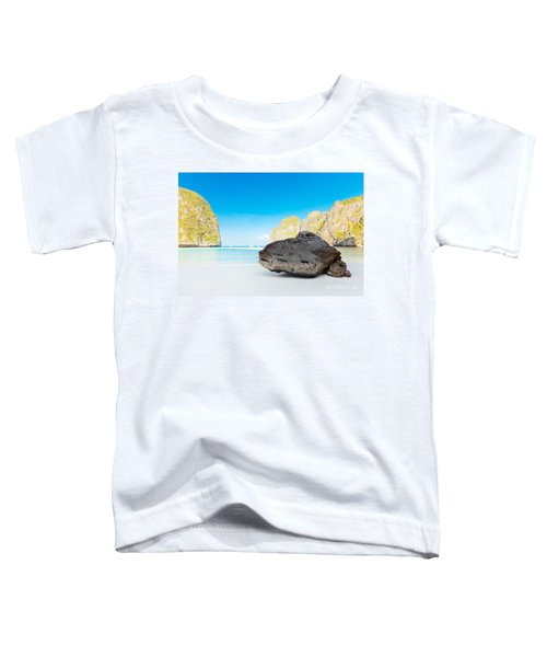 Maya Bay Toddler T-Shirt