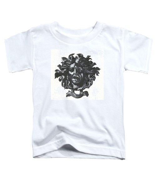 Medusa Head Toddler T-Shirt