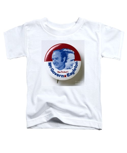 Presidential Campaign, 1972 Toddler T-Shirt