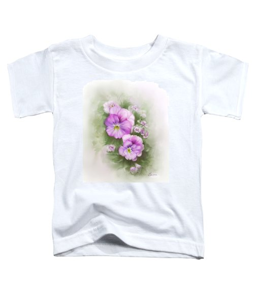 Viola Toddler T-Shirt