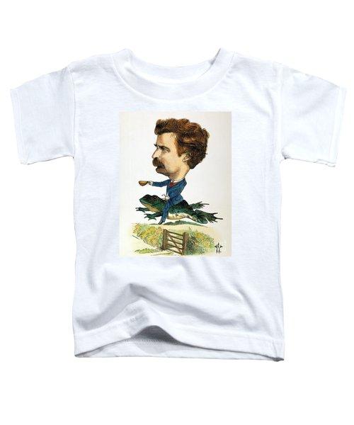Samuel Langhorne Clemens Toddler T-Shirt