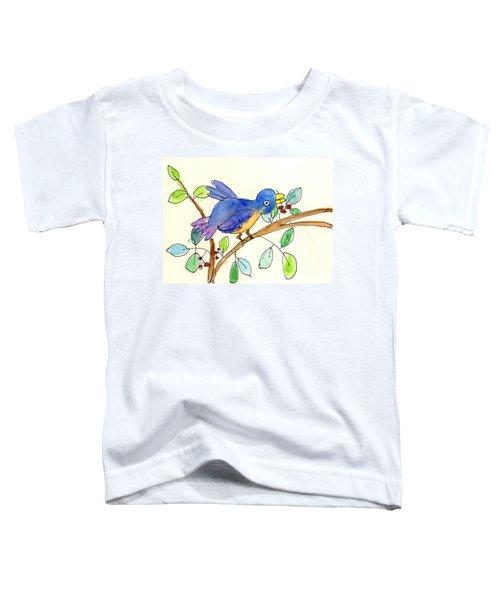 A Bird Toddler T-Shirt