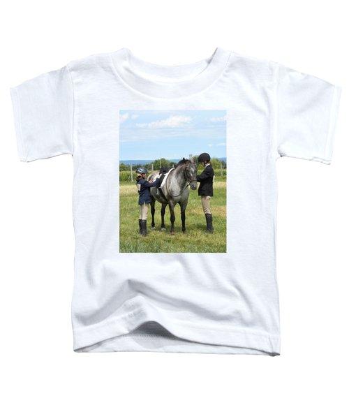 Adjustment To Be Made Toddler T-Shirt