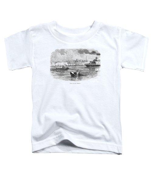 Alger: Ragged Dick Toddler T-Shirt