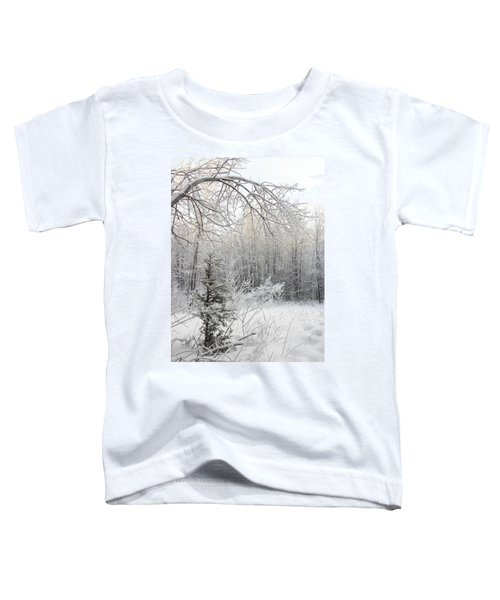 And More Snow Toddler T-Shirt