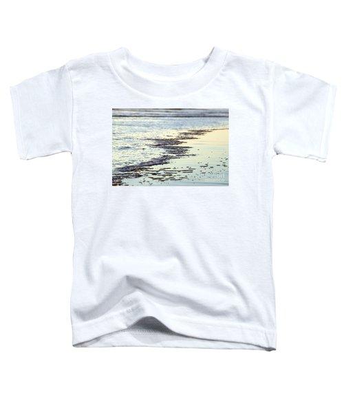 Beach Water Toddler T-Shirt
