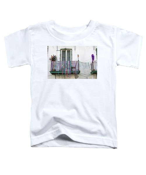 Bead The Porch Toddler T-Shirt