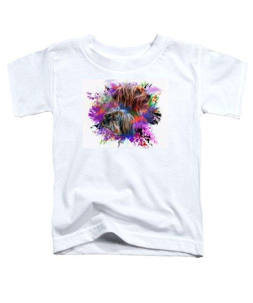 Birthday Boy Shel Toddler T-Shirt
