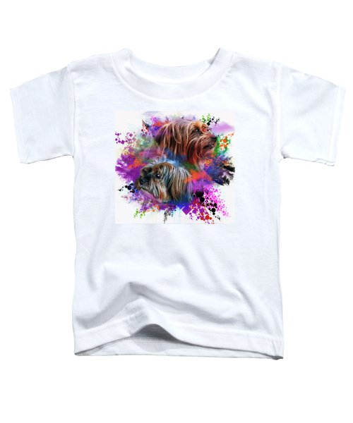 Birthday Boy Shel Toddler T-Shirt