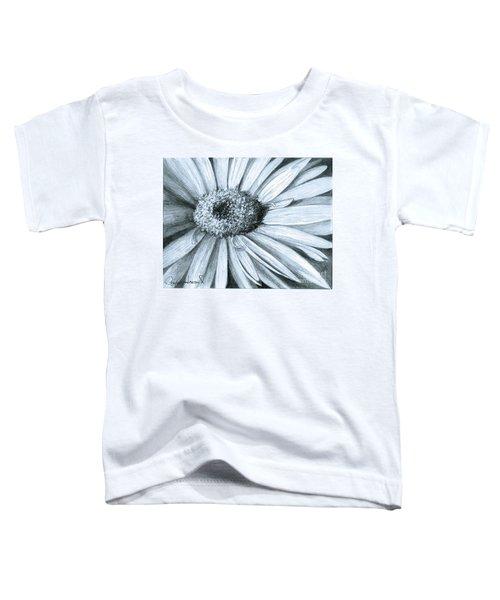 Black White Gerber Toddler T-Shirt