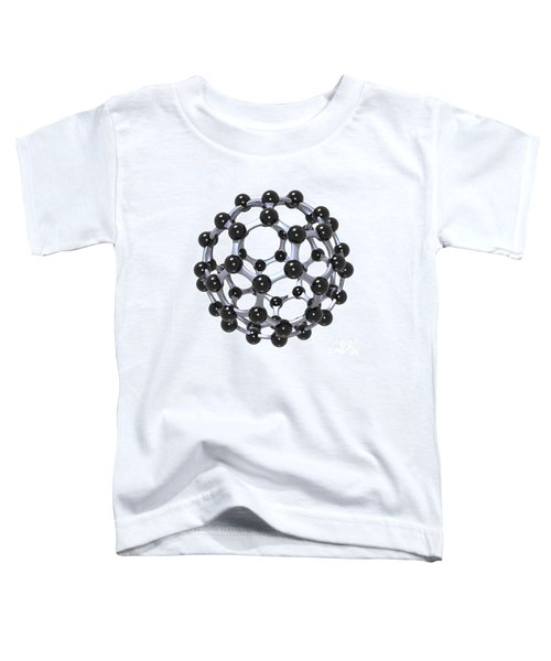 Buckminsterfullerene Or Buckyball C60 18 Toddler T-Shirt